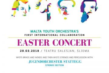 MYO Easter concert 2018
