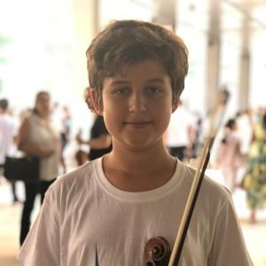 Luca Garcia Conrad - Viola