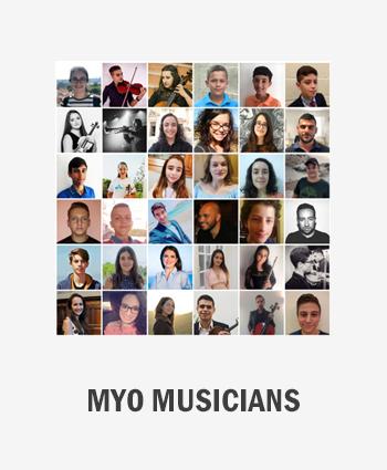 MYO Musicians